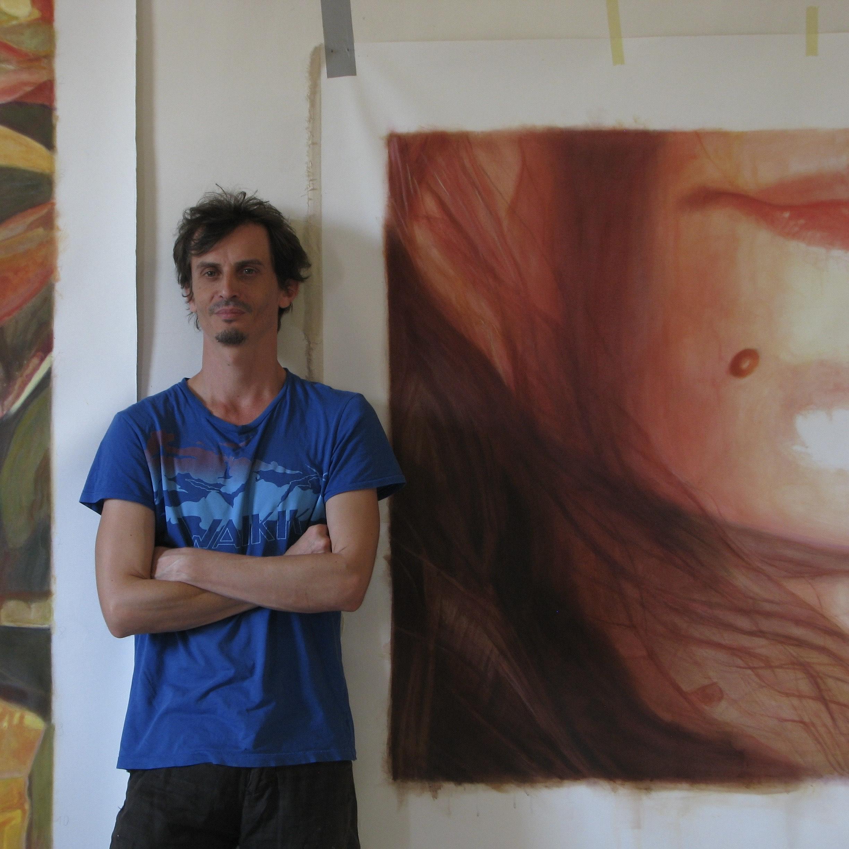 Tomasz Kaniowski, formateur dessin et peinture à l'Académie des Arts d'Avignon